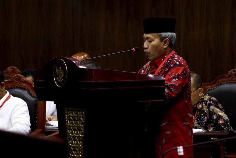 Direktur Jenderal Penyelenggara Haji dan Umrah Nizar Ali