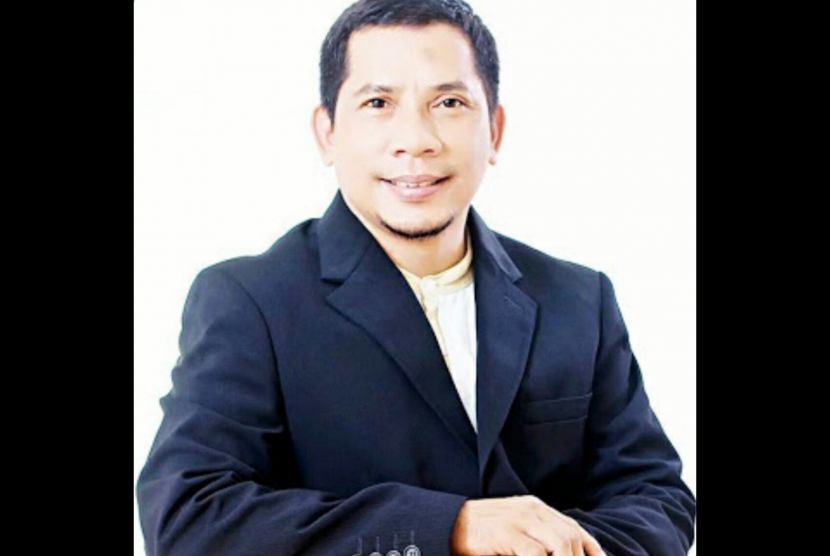 Direktur Laznas LMI, Agung Heru Setiawan