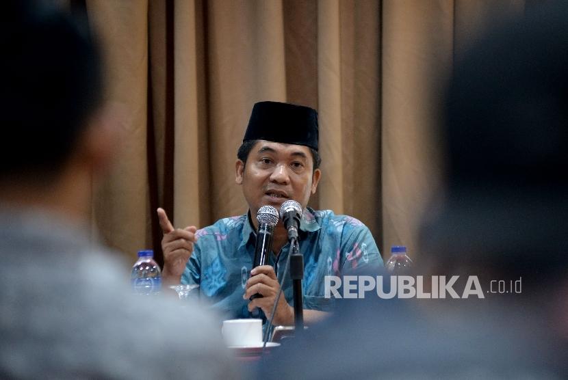 Direktur Lingkar Madani Indonesia (LIMA) Ray Rangkuti