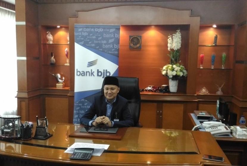 Direktur Mikro Bank BJB Agus Gunawan.