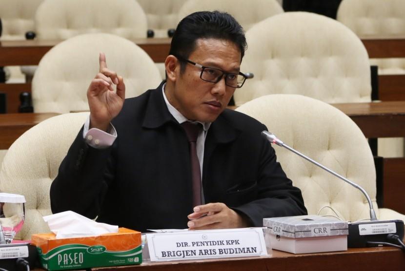 Aris Budiman Diperiksa di Polda Metro Jaya, Ini Tanggapannya