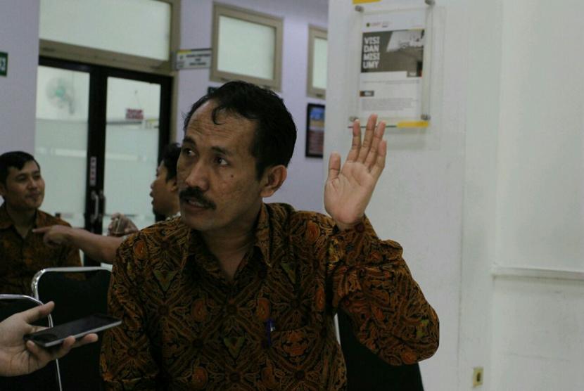 Direktur Program Vokasi UMY, Bambang Jatmiko.