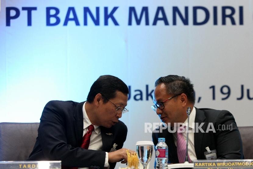 Ikut Proyek Tol Trans Sumatra, Bank Mandiri Kucurkan Rp 2 T