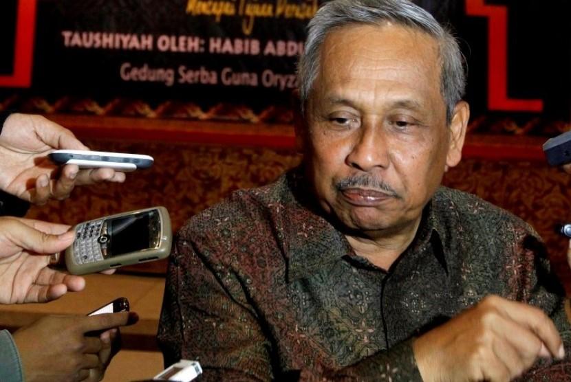 Direktur Utama Perum Bulog Sutarto Alimoeso