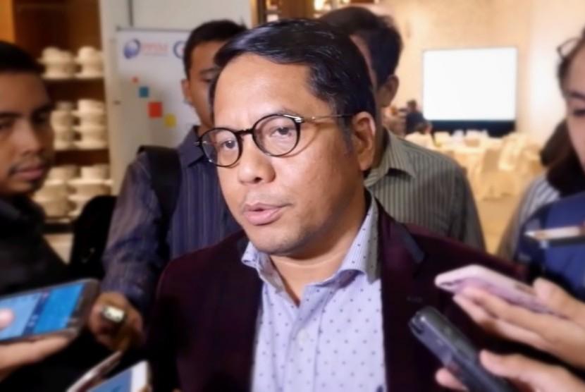 Dirjen Pendidikan Islam (Pendis) Kementerian Agama (Kemenag) Kamaruddin Amin
