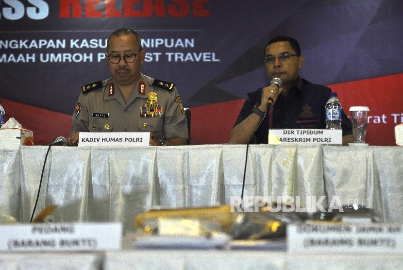 Polisi: First Travel Punya Jargon Menghipnotis Jamaah