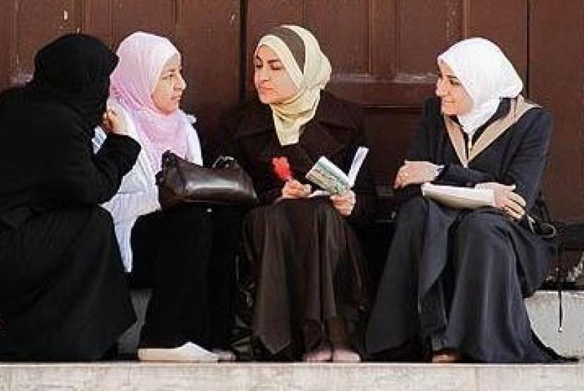 Permalink to Soal Jilbab di SD, Dewan Muslim Inggris Undang Pengawas