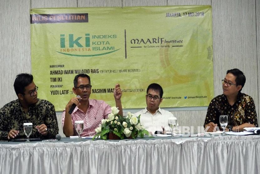 Ada di Nomor 29 Kota Islami, DPRD Padang Kritik Maarif Institute