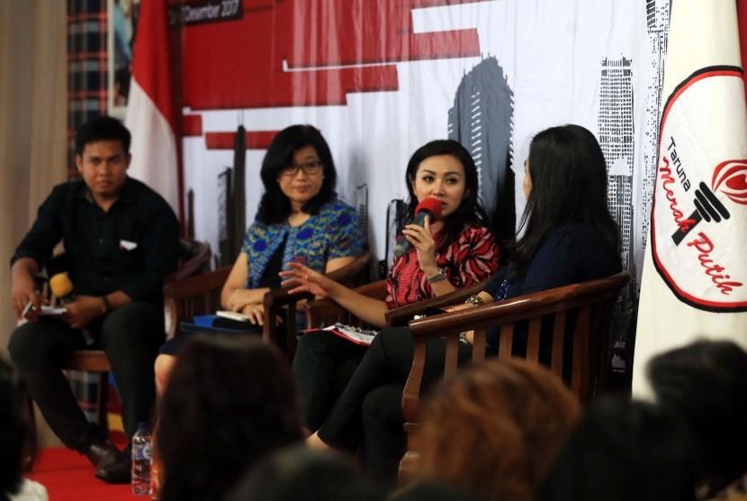 Peranan Politik Wanita Dinilai Semakin Diperhitungkan