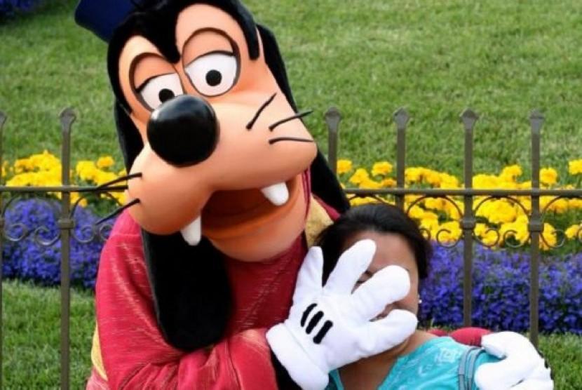 Disney World. Ilustrasi
