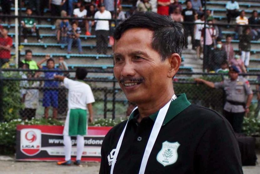 PSMS Siap Ladeni PSM di Laga Perdana Piala Presiden