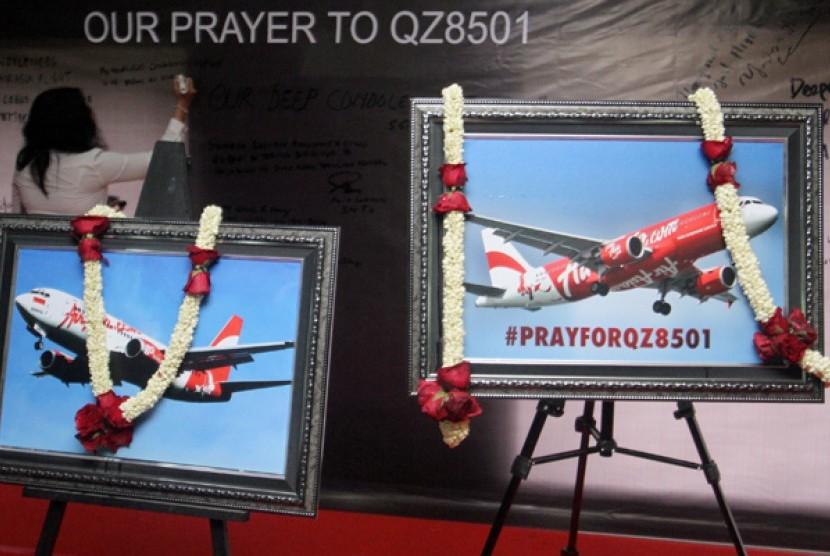 Doa untuk Air Asia QZ8501