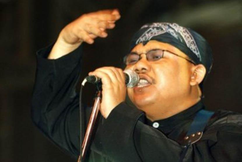 Doel Sumbang, Syahrini, dan Rafi Ahmad 'Jurkam' Emil