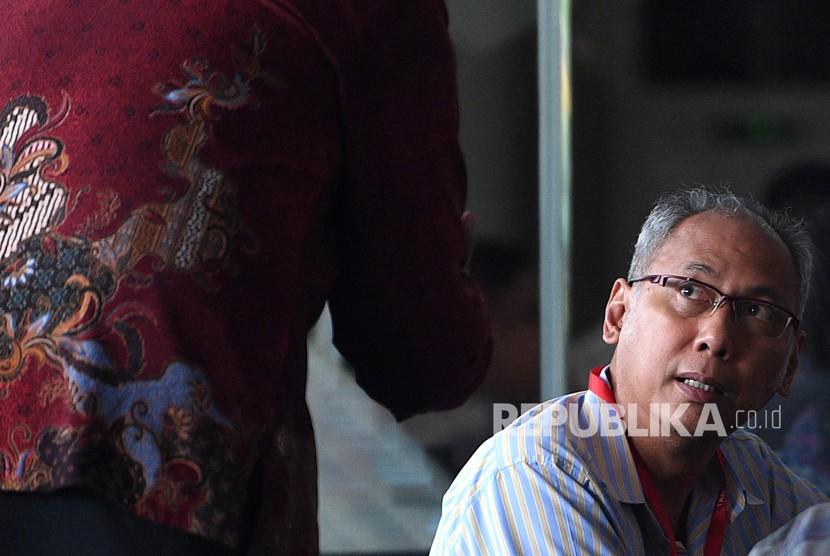 KPK Periksa Dokter Bimanesh Sebagai Tersangka