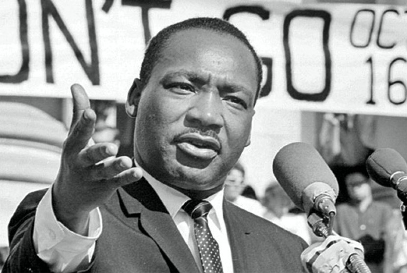 Doktor Martin Luther King, Junior