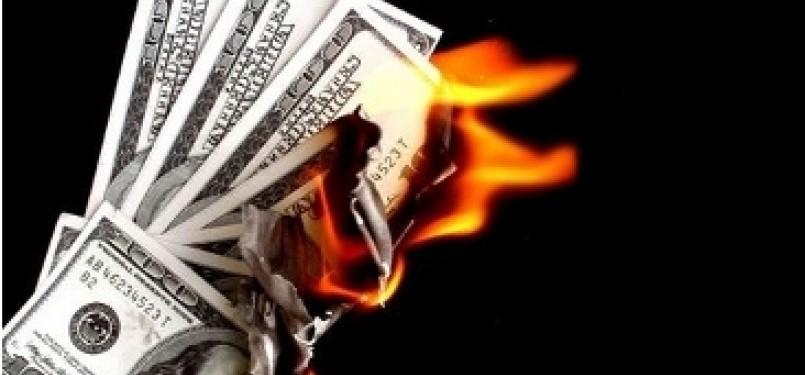 Dolar (Ilustrasi)