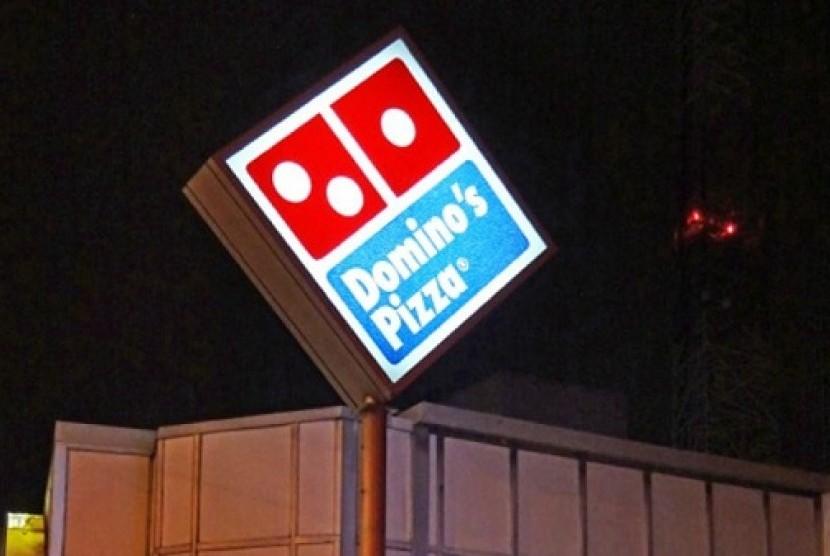 Domino's Pizza (ilustrasi).