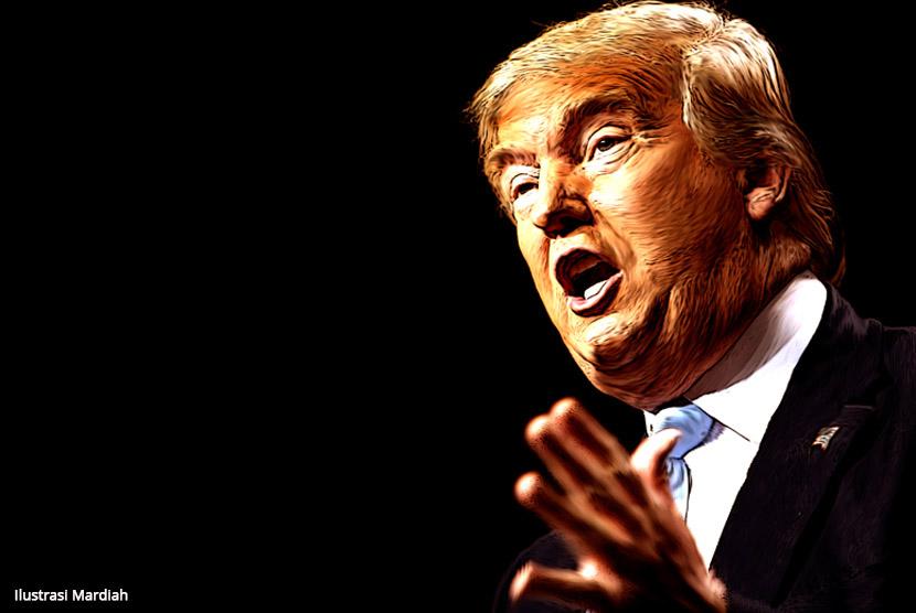 Aktor dan Musisi Dunia Ramai-Ramai Kecam Trump