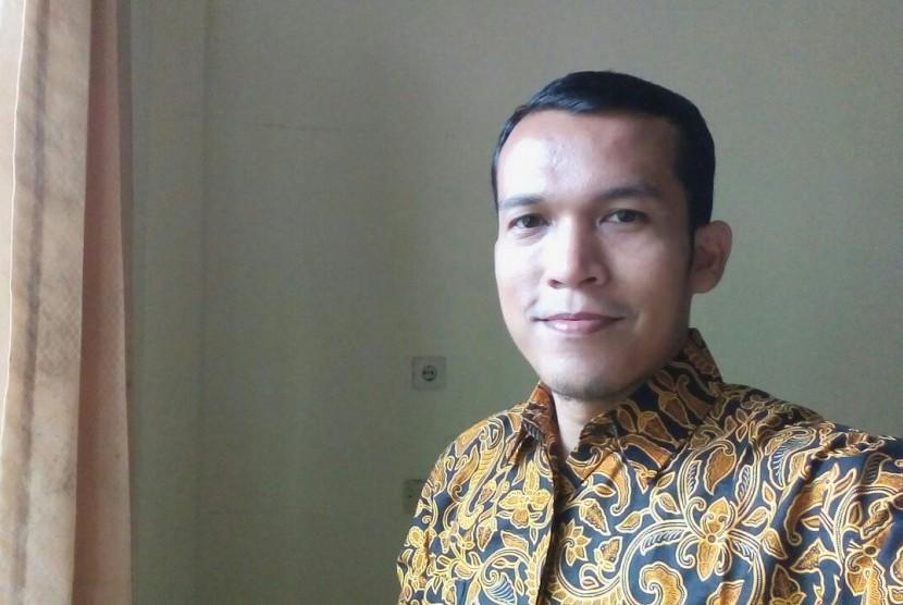 Dosen Pascasarjana Sahid-Bogor Abrar Parinduri.