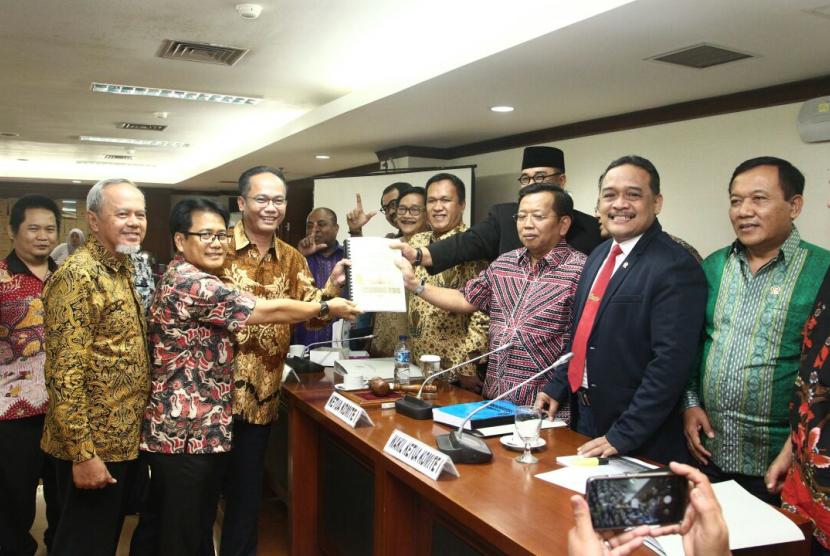 DPD menerima kajian Lampung sebagai pengganti ibu kota negara.