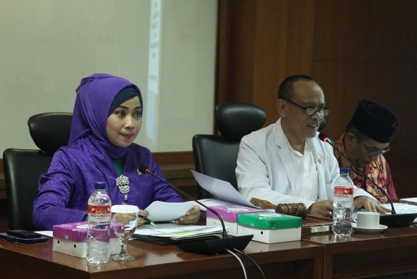 DPD menggelar rapat kerja dengan Kepala Bappenas, Rabu (6/9).