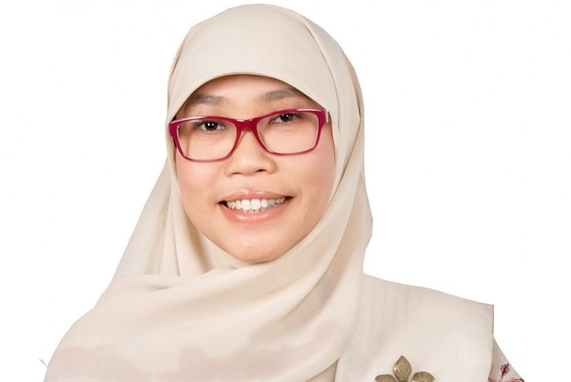 Dr Hj Netty Prasetiyani Heryawan, Ketua P2TP2A Provinsi Jabar.