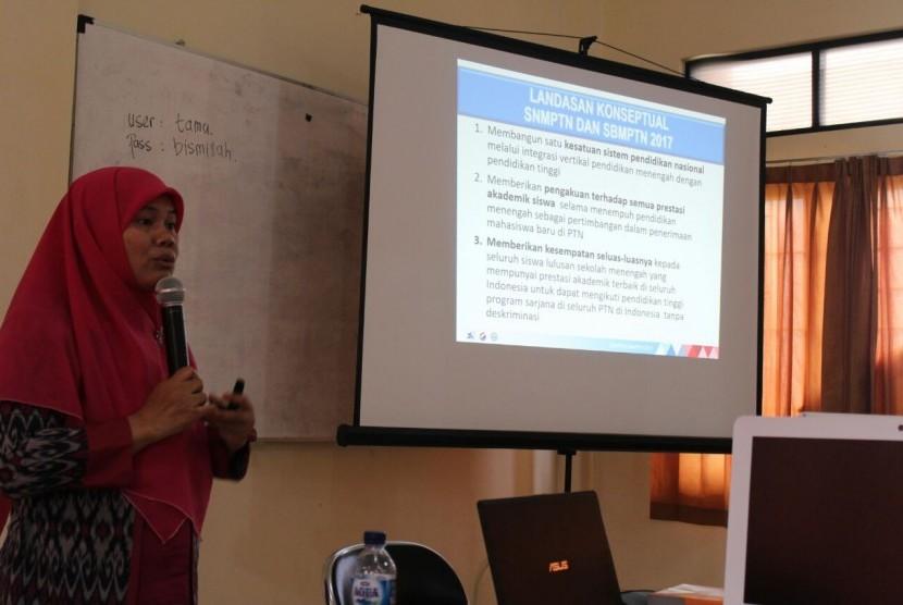 SMP Cendekia Baznas Gelar Leader's English Camp