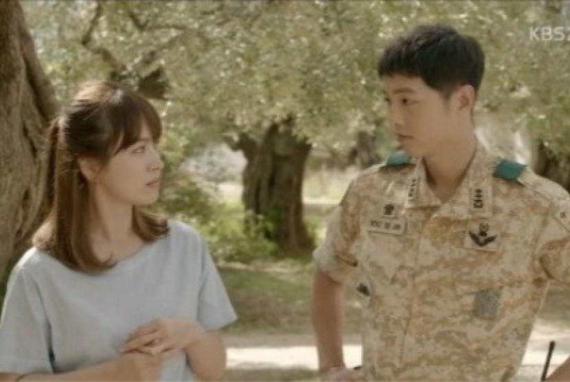 Drama Korea Tentara