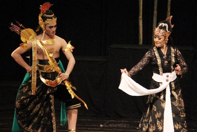 Drama Wayang Sukesi-Saskara Alengka