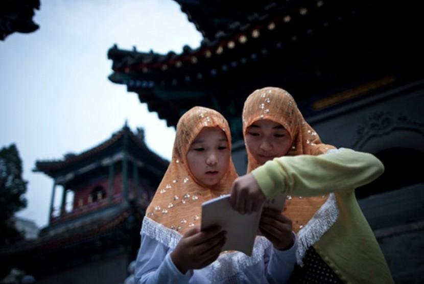 Masjid Khusus Perempuan di Cina Berdiri Sejak 300 Tahun Silam