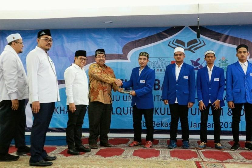 Dukung Nusantara Mengaji, APP Wakafkan 5.000 Alquran
