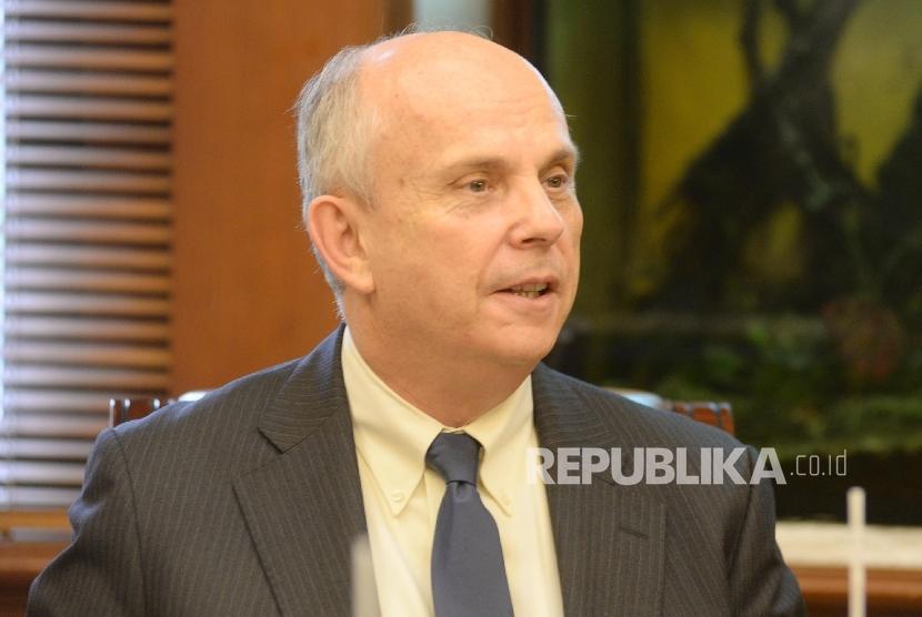 Duta Besar Amerika Serikat untuk Indonesia Joseph R Donovan
