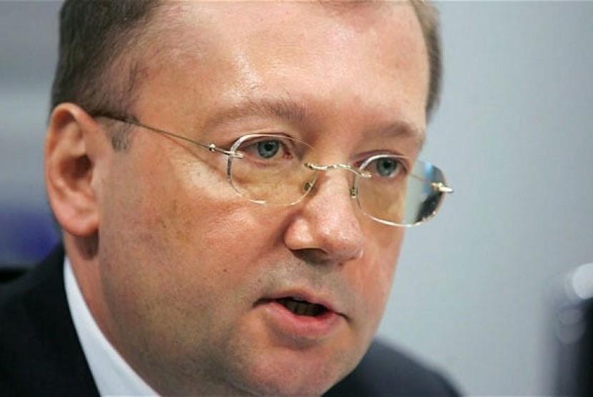 Duta Besar Rusia untuk Inggris Alexander Yakovenko.