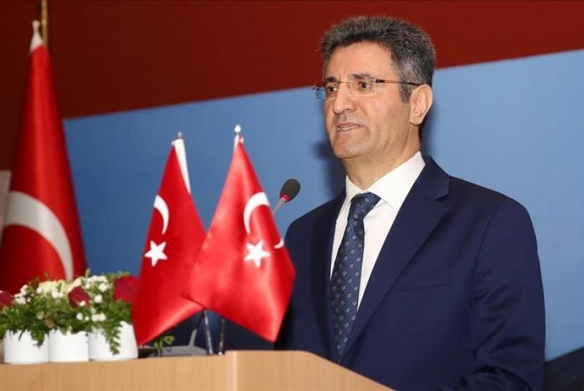 Duta Besar Turki untuk Jerman Ali Kemal Aydin.