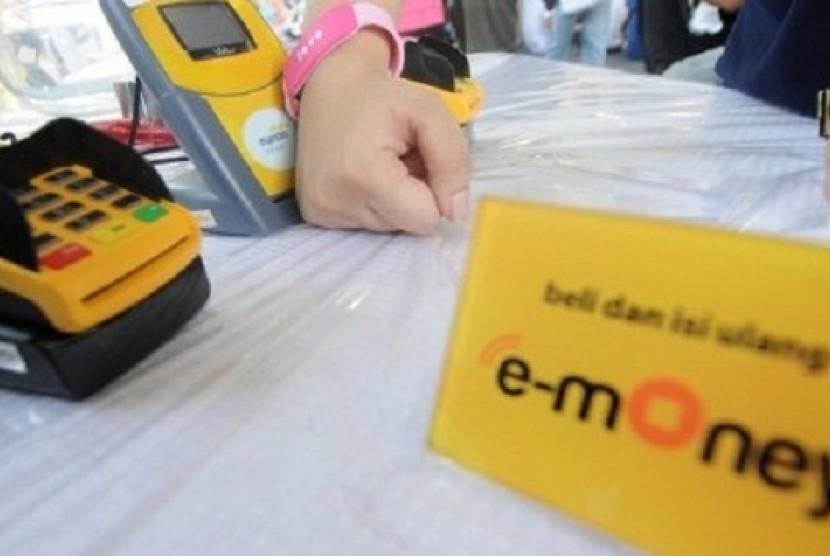 E-money (Ilustrasi)