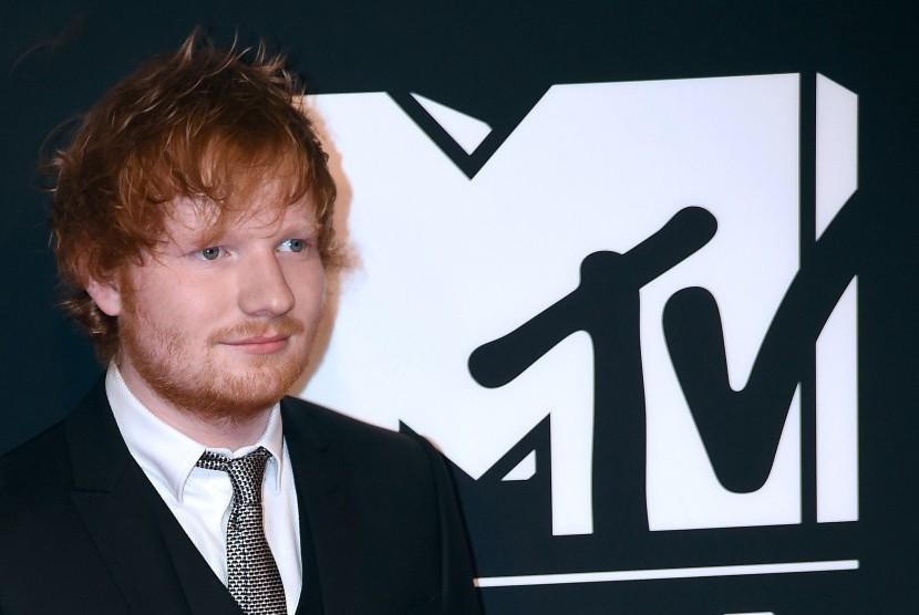 Ed Sheeran Akui Kecanduan Obat