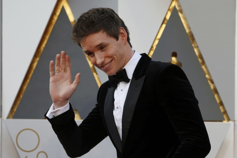 Redmayne Dukung Kesetaraan Gender di Industri Hollywood