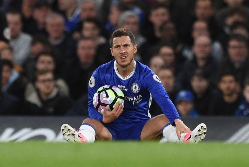 Hazard tak Pungkiri Ingin Kembali ke Liga Prancis