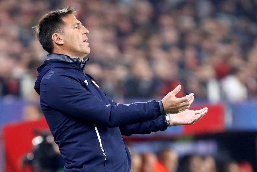 Pelatih Sevilla Dilaporkan Terkena Kanker