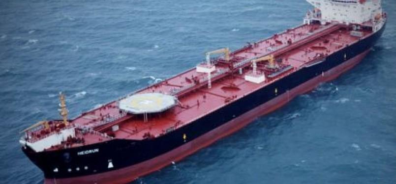 Ekspor Minyak Iran