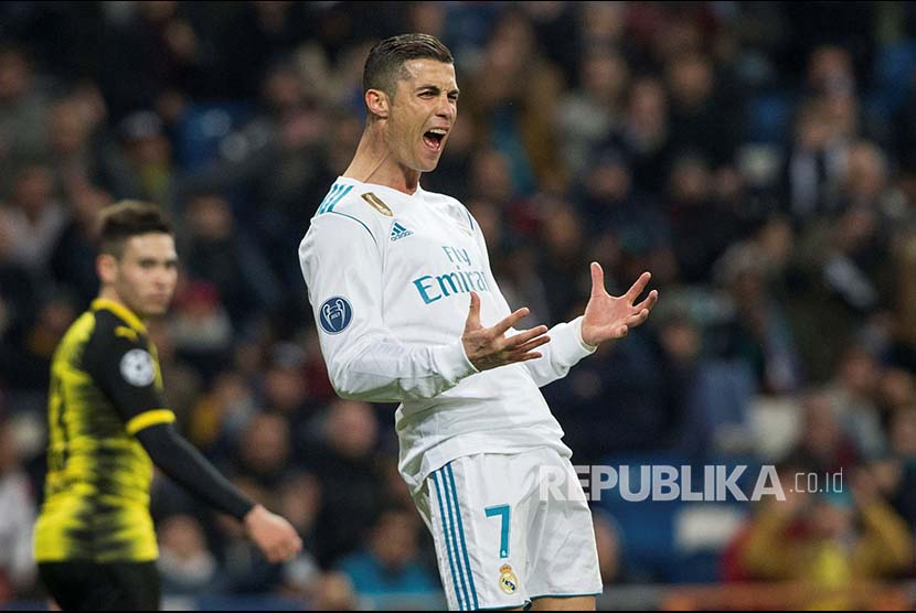 Cristiano Ronaldo Bukan Idola Mbappe Lagi