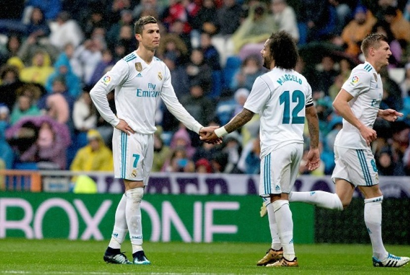 9 Alasan di Balik Krisis Real Madrid