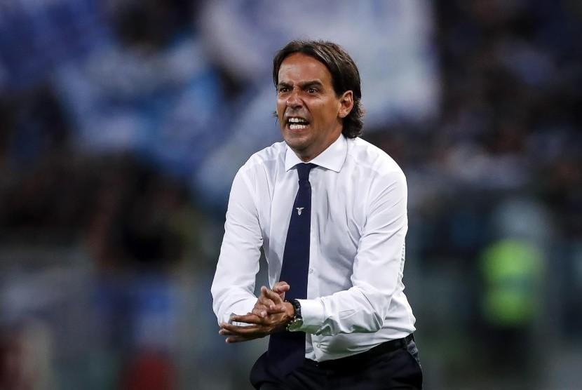 Inzaghi Kecewa Lazio Ditahan Imbang SPAL