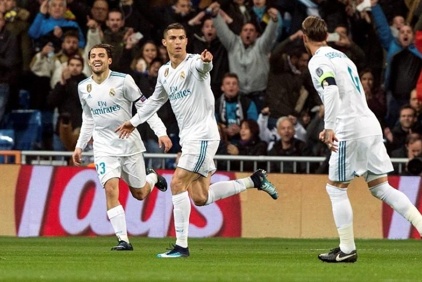 Bosz tak Yakin Madrid Favorit Juara Liga Champions Musim Ini