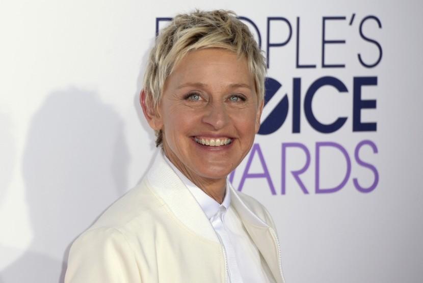 Ellen DeGeneres Beri Kejutan Bagi Perawat Asal Las Vegas