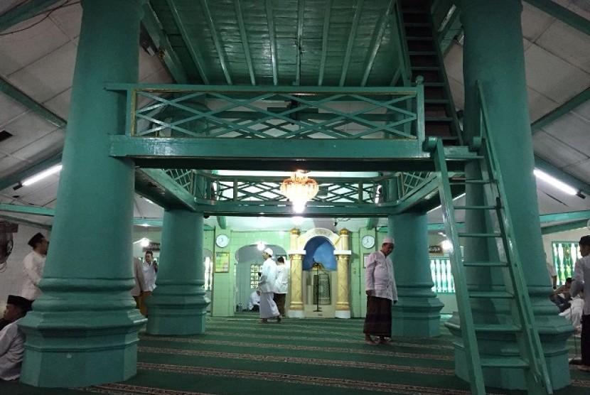 Masjid Al Mansur Diusulkan untuk Dipugar 2018