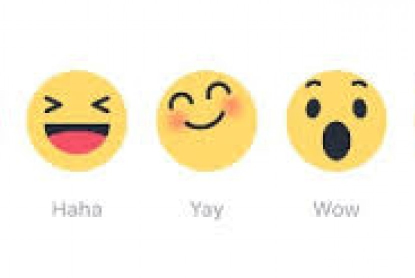 Enam emotikon baru Facebook