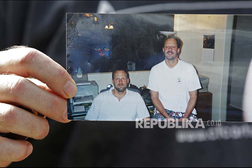 Kehidupan Rahasia Stephen Paddock, Penjudi Kawakan Vegas