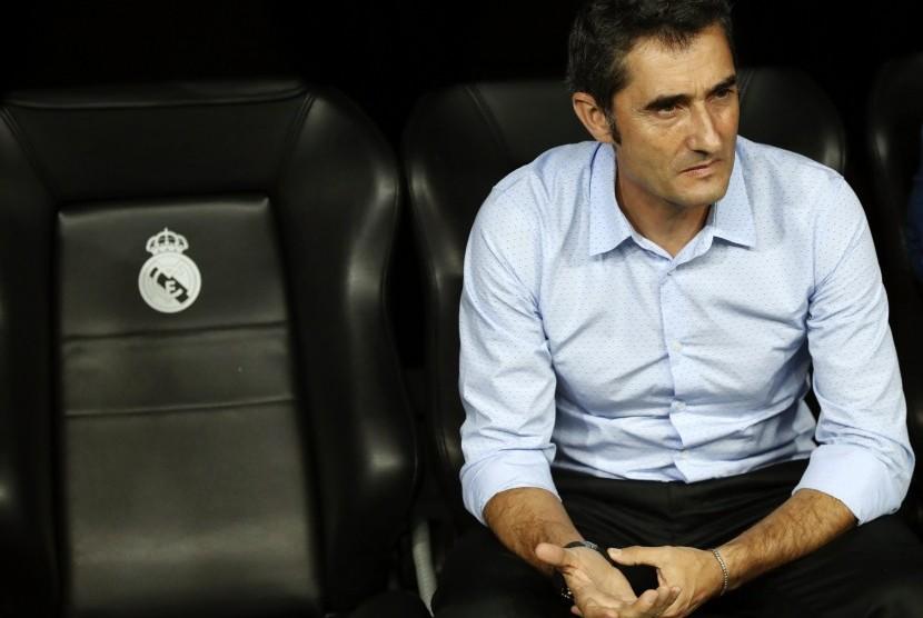 Valverde Akui Getafe Menyulitkan Barcelona