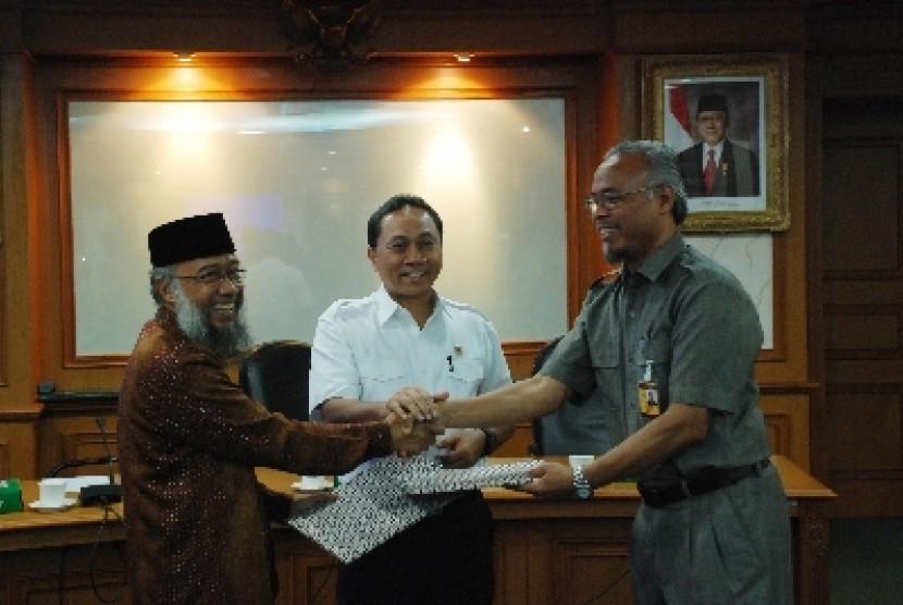 DDII Resmikan Akademi Dakwah Indonesia